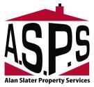 Alan Slater Property Services, Bradford logo