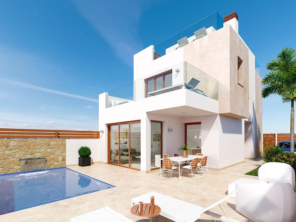 3 bed new property for sale in Pilar de la Horadada...