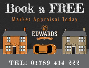 Get brand editions for Edwards Estate Agents, Stratford Upon Avon - Lettings