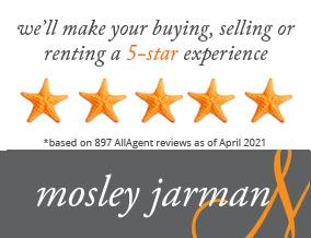 Get brand editions for Mosley Jarman, Bramhall