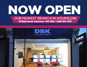 Get brand editions for DBK Estate Agents, Heston