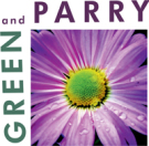 Green and Parry, Byfleet branch logo