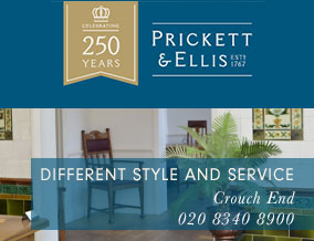 Get brand editions for Prickett & Ellis, Crouch End