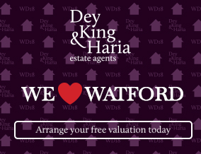 Get brand editions for Dey King and Haria Estate Agents, Watford