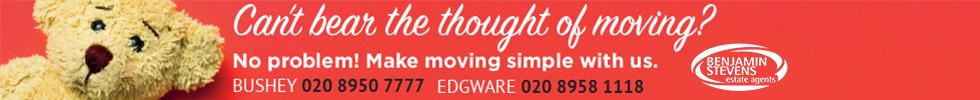 Get brand editions for Benjamin Stevens, Edgware