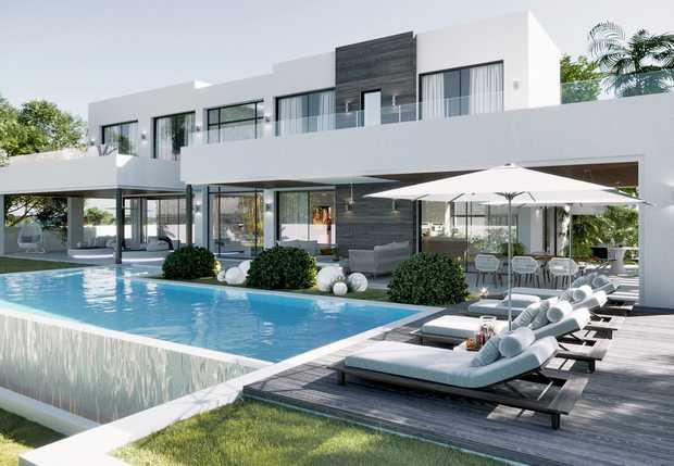 Villa in La Quinta, Benahavis...