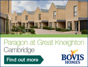 Get brand editions for Bovis Homes Northern Home Counties, Paragon at Great Kneighton