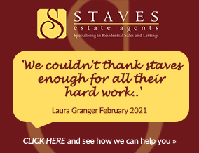 Get brand editions for Staves Estate Agents, Dronfield