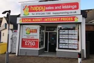 Happy Sales and Lettings, Sheffieldbranch details