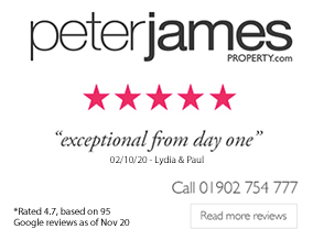 Get brand editions for Peter James Property Ltd, Tettenhall