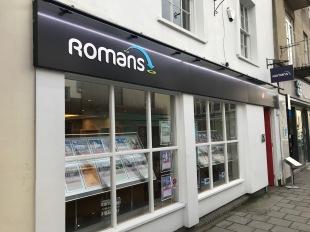 Romans, Clifton Sales branch details