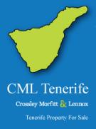 Crossley Morfitt & Lennox, Tenerife logo