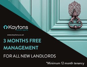 Get brand editions for Kaytons Estate Agents, Manchester