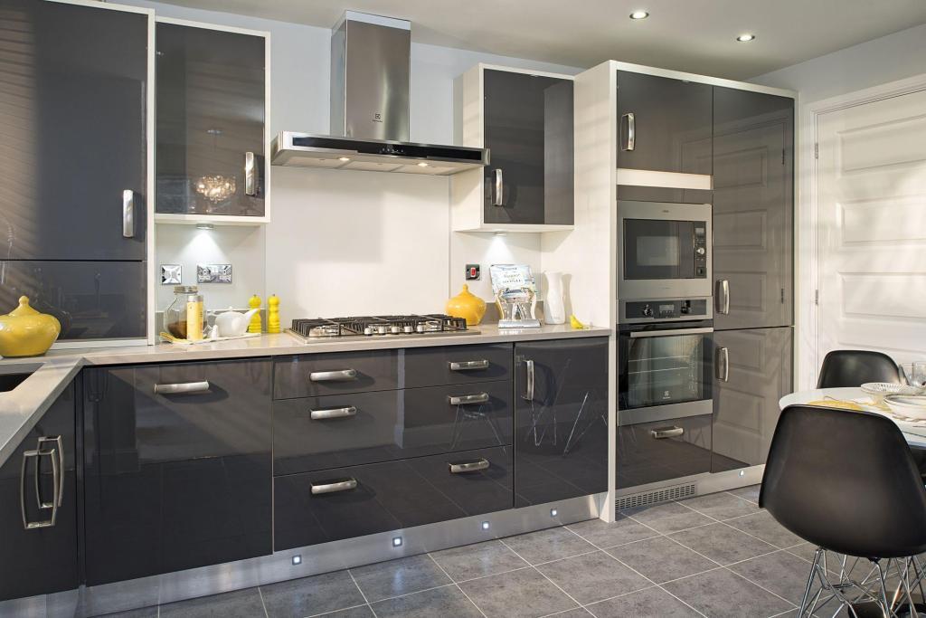 Barratt Homes Kitchen Appliances