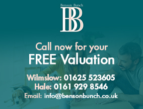 Get brand editions for Benson Bunch , Wilmslow