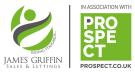 James Griffin Sales & Lettings Ltd, Farnborough branch logo