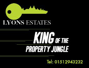 Get brand editions for Lyons Estates Ltd, Liverpool