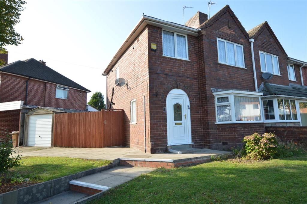 3 bedroom semi-detached house for sale in Chantrey ...