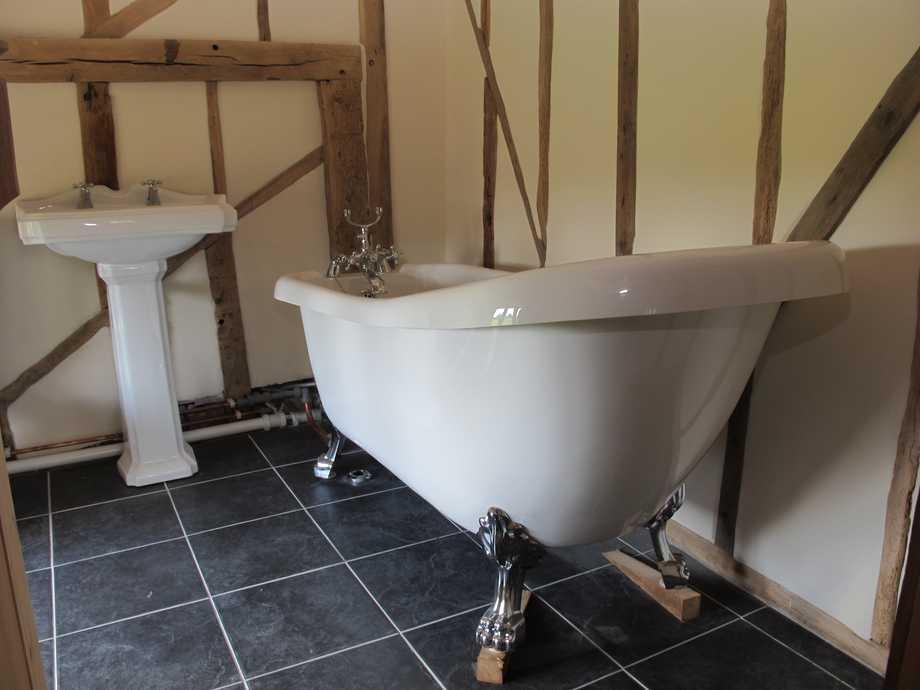 Black And Tan Bathroom: Beige Black Ensuite Bathroom Design Ideas, Photos