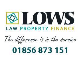 Get brand editions for Lows Solicitors, Orkney