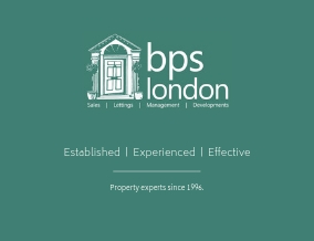 Get brand editions for BPS London, London