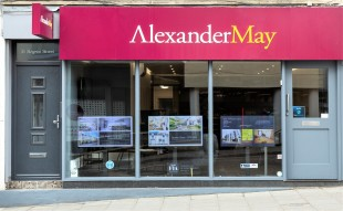 Alexander May, Cliftonbranch details