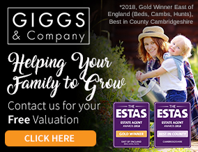 Get brand editions for Giggs & Company, St Neots