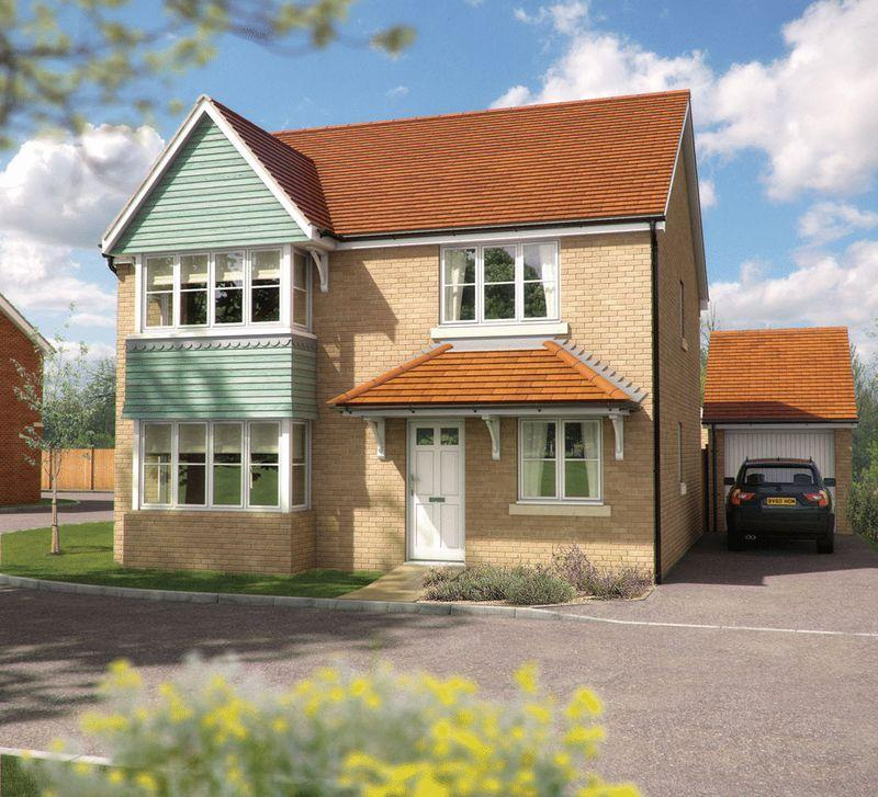 4 Bedroom Detached House For Sale 44266911: 4 Bedroom Detached House For Sale In Plot 2 The Canterbury