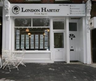 London Habitat, West Hampsteadbranch details