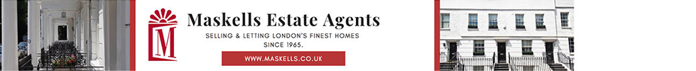Get brand editions for Maskells Estate Agents Ltd, London