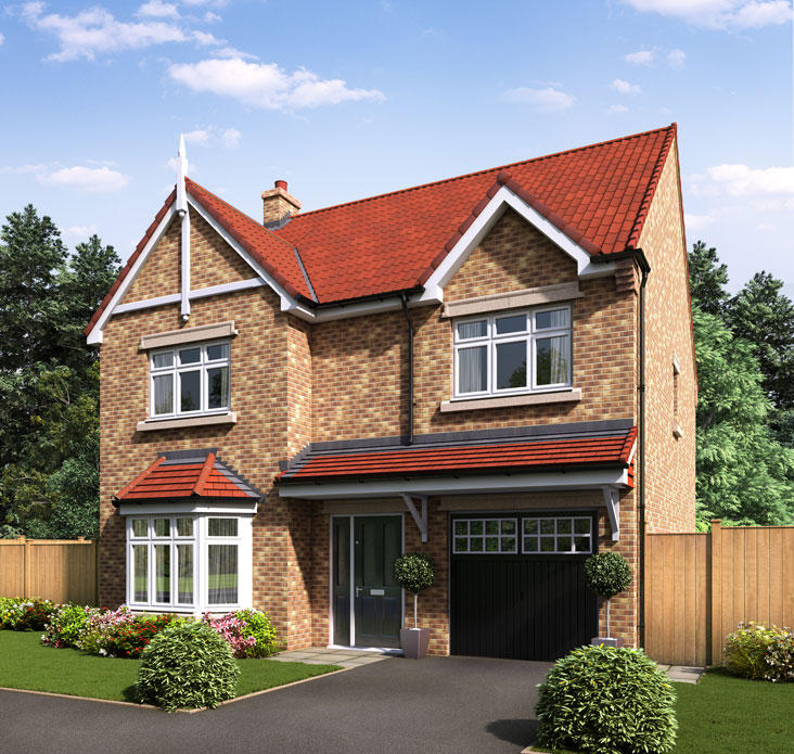 4 Bedroom Detached House For Sale 44266911: 4 Bedroom Detached House For Sale In Thwaite Street