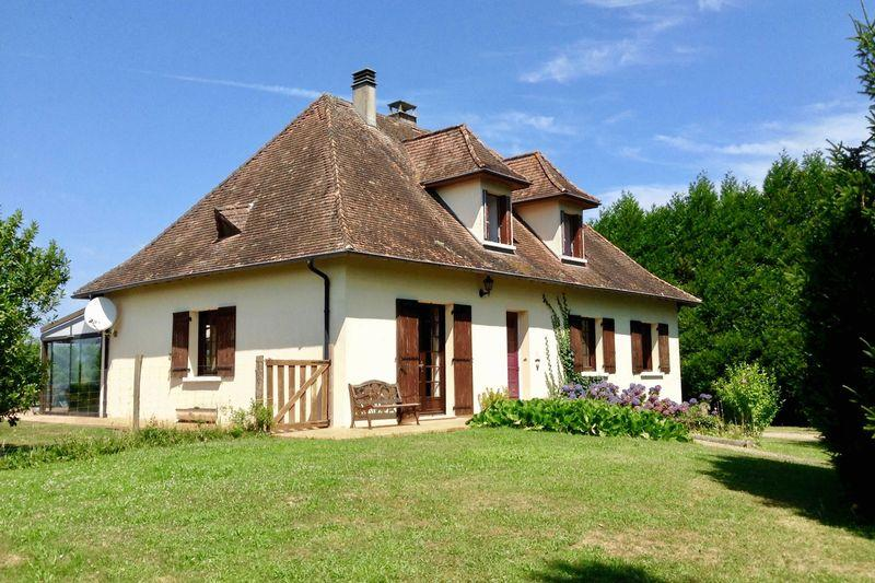 Country House in St Saud Lacoussiere...