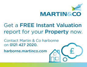 Get brand editions for Martin & Co, Harborne- Lettings & Sales