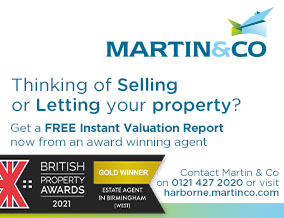 Get brand editions for Martin & Co, Harborne