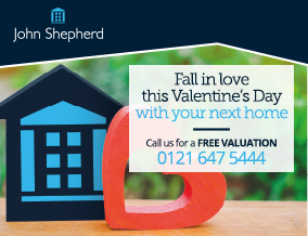 Get brand editions for John Shepherd Lettings, Sutton Coldfield