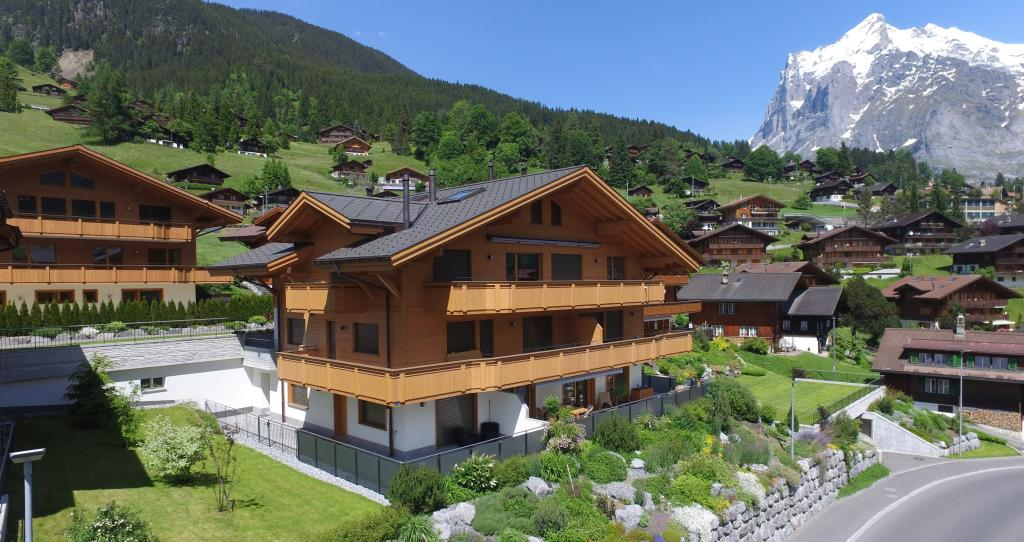 new development in Bern, Grindelwald