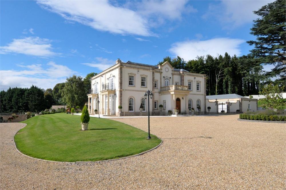7 bedroom detached house for sale in Tidenham Manor ...