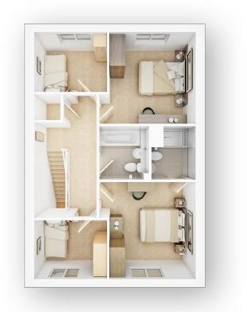 Taylor-Wimpey-The-Oakford-First-floor-plan
