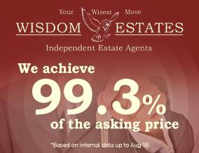 Get brand editions for Wisdom Estates Ltd, Dartford