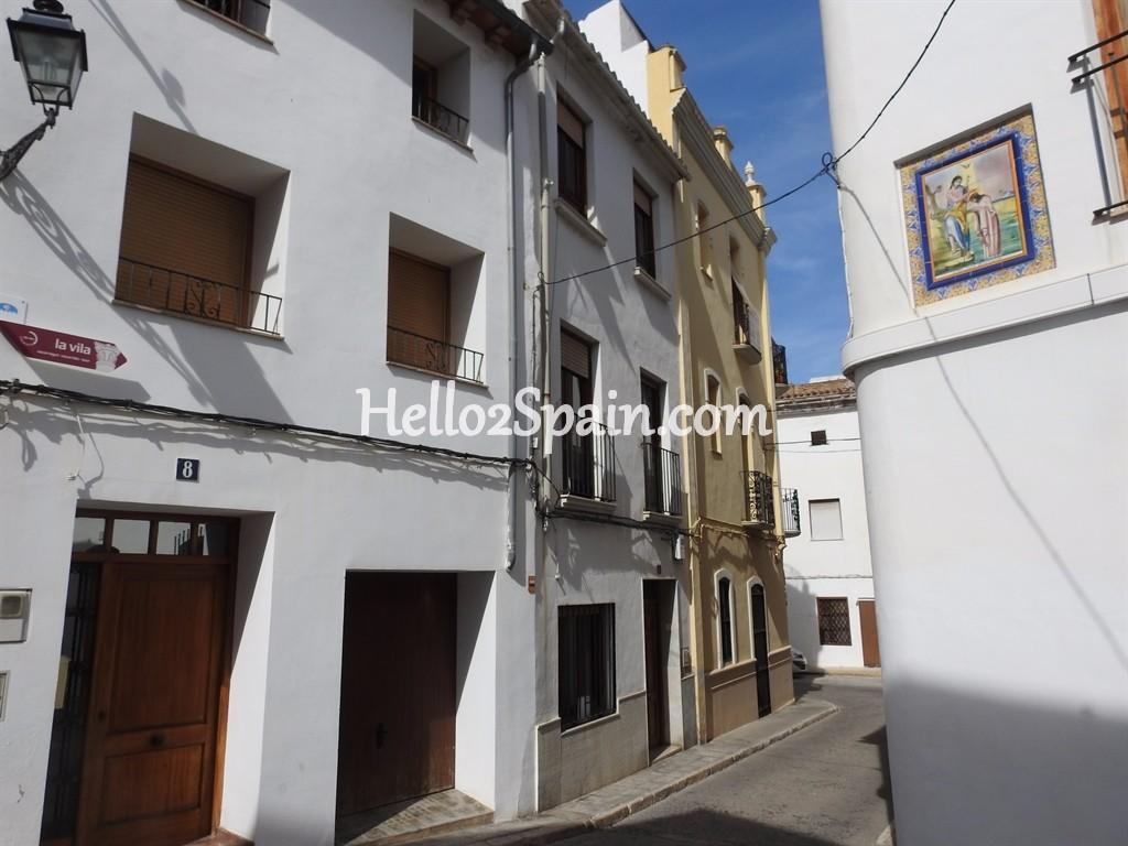 Town House for sale in Oliva, Valencia, Valencia