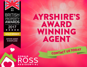 Get brand editions for Donald Ross Residential Lettings, Ayr