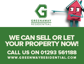 Get brand editions for Greenaway Residential Estate Agents & Lettings Agents, Crawley