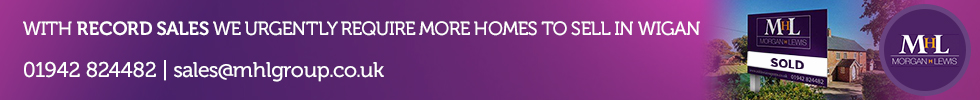 Get brand editions for Morgan H Lewis Estate Agents, Wigan