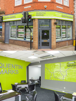 Quentin Marks Estate Agents, Bournebranch details