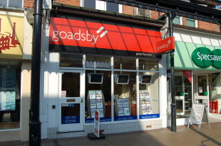 Goadsby, Eastleighbranch details