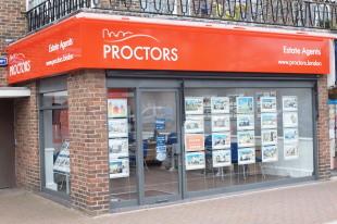 Proctors, West Wickhambranch details