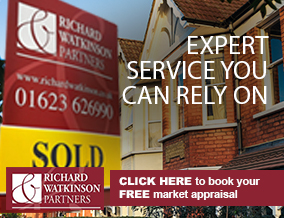 Get brand editions for Richard Watkinson & Partners, Mansfield