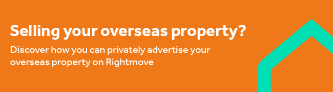 Discover how you can privately advertise your overseas property on Rightmove
