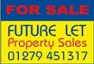 Future Property Sales, Harlow branch logo
