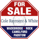 Cole Rayment & White, Wadebridge branch logo